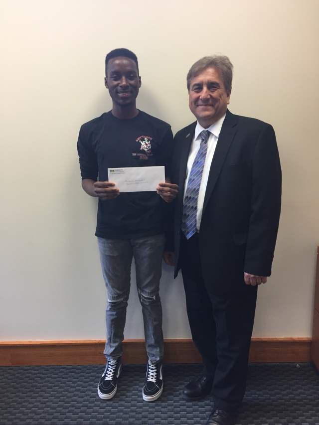 Scholarships-Patrick Williams